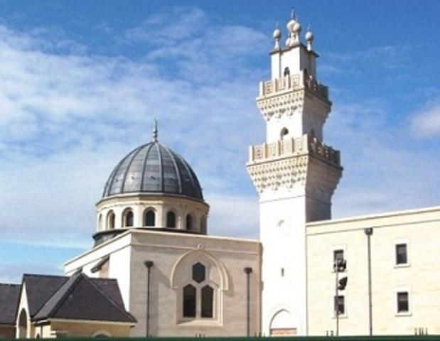 Center of the Muslim World: Cairo