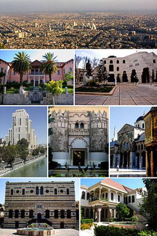 Center of Muslim World: Damascus
