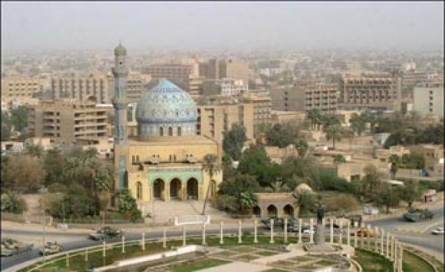 Center of Muslim World: Baghdad