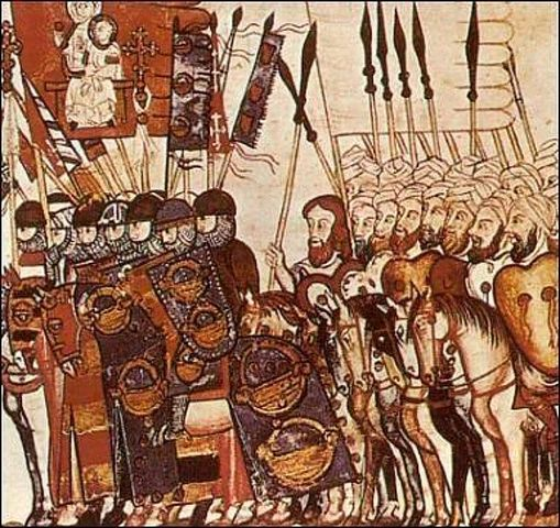 Reconquista Begins