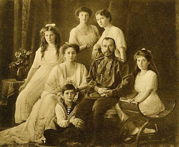 Death of The Romanov Family