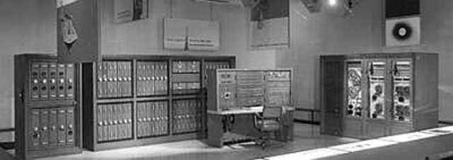 ATLAS, IBM 1401 e IBM 7094