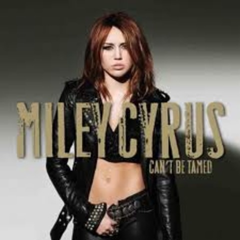 """Tercer album """"Can´t Be Tamed"""""""