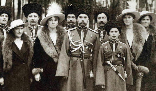 Romanov's Dynasty Downfall