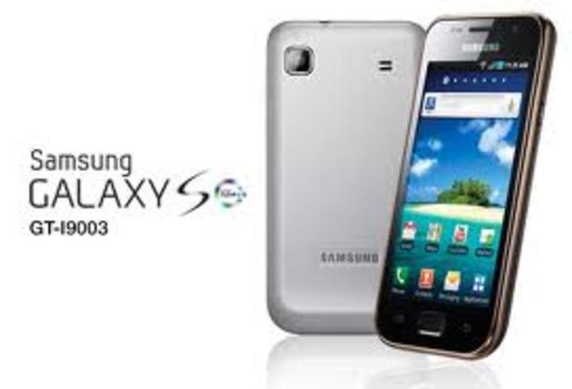 Samsung Galaxy S GT I9003