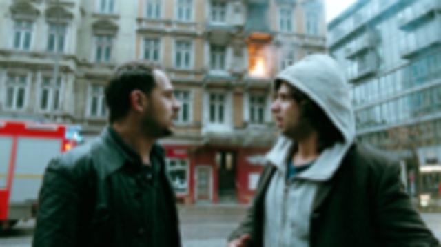 Zinos und Elias