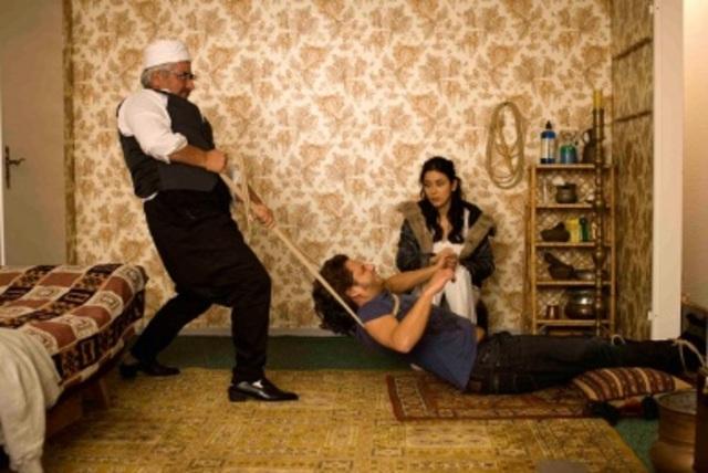 Zinos und Anna bei dem Türke