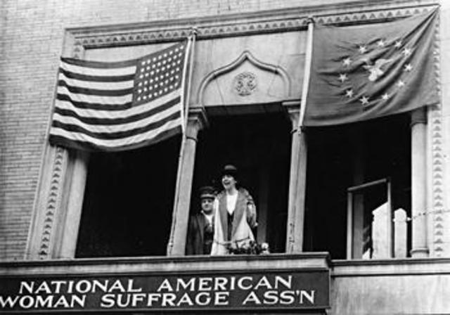 Women's Suffrage in Montana