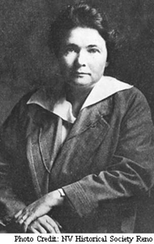 Women's Suffrage in Nevada