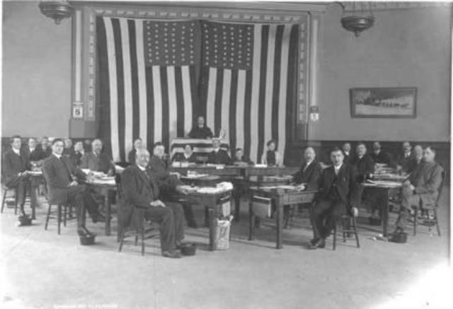 Women's Suffrage in Alaska Territory