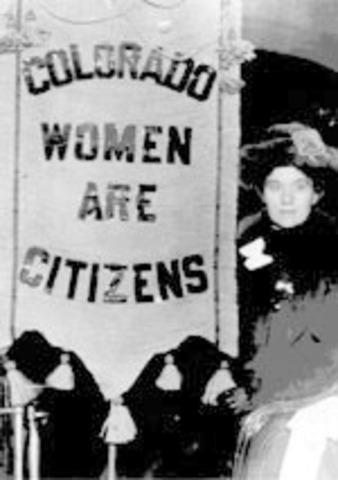 Women's Suffrage in Colorado