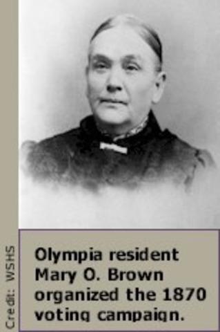 Women's Suffrage in Washington Territory