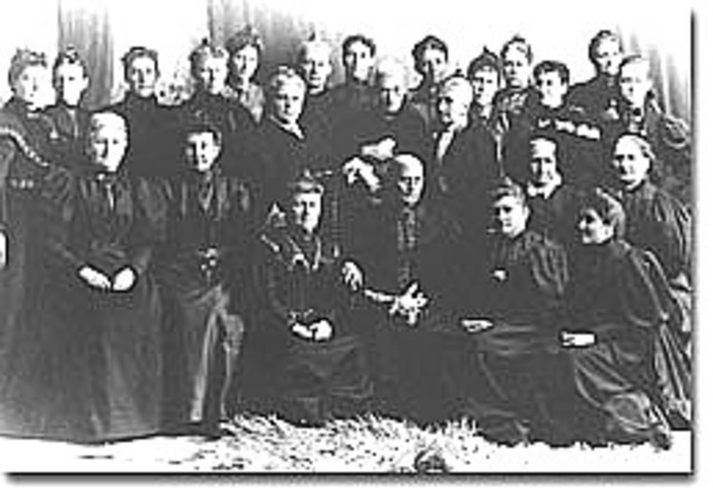 Women's Suffrage in Utah