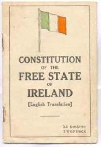 Constitución de Irlanda
