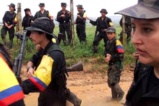 Guerrilla en Colombia