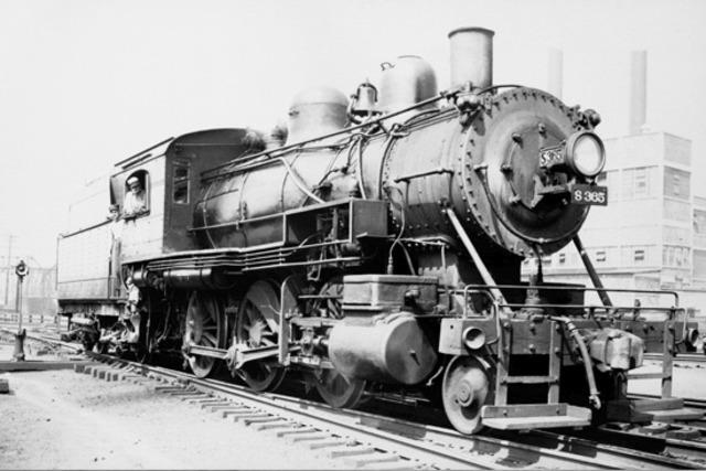 El ferrocarril en Mèxico