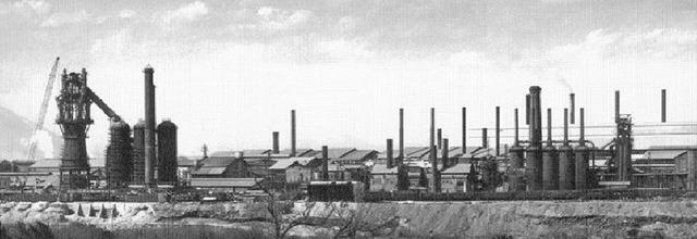 Inicia opreaciones la fundidora fierros y aceros de Monterrey