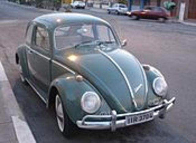 Fabricaciòn del ùltimo VW Sedàn