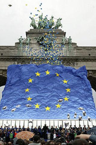 Crreaciòn Efectiva de UE
