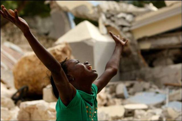 Respuesta a las Principales Crisis Humanitarias