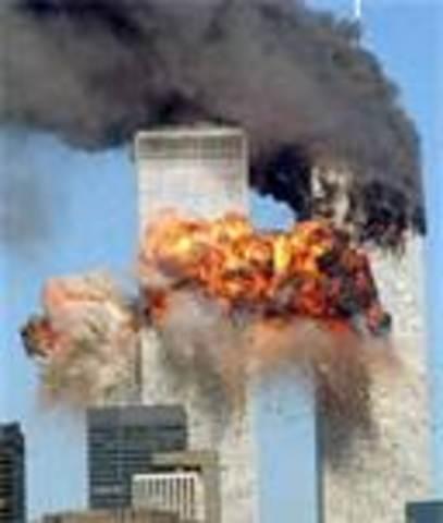 Al Qaeda attacks the United States