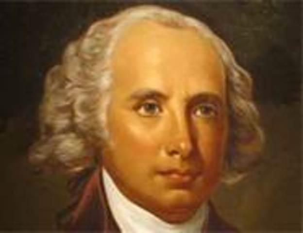 James Madison takes office as POTUS