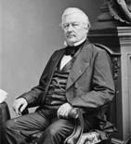 Millard Fillmore takes office as POTUS