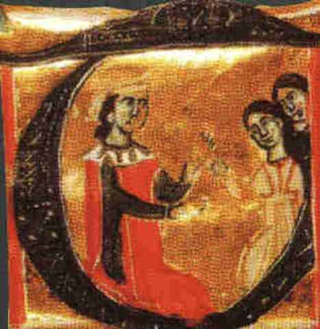 Mor Guillem de Berguedà.