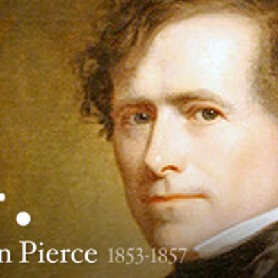 Franklin Pierce's Presidnecy timeline