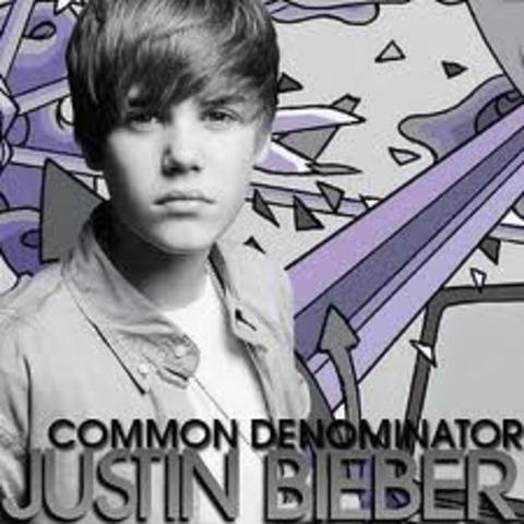 COMMON DENOMINATOR CAME OUT!!!