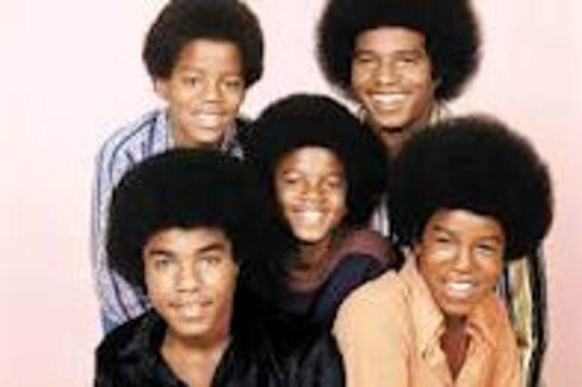"""became the lead singer in """"The Jackson 5"""""""