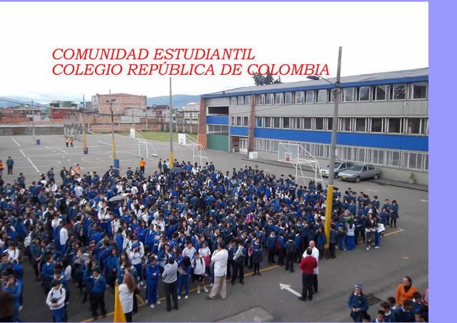 Comunidad estudiantíl