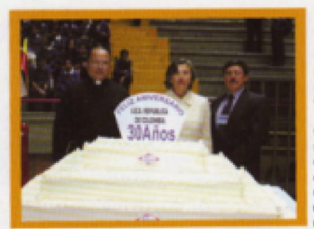 Aniversario Colegio IED REPÚBLICA DE COLOMBIA