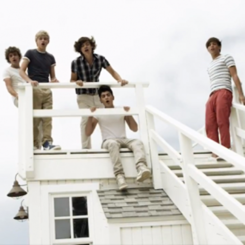 One Directions very first single