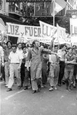 """Nace una nueva clase social """"proletariado"""""""