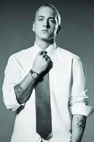 Begining of Eminem