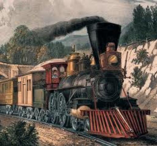 Se mejora la maquina de vapor (25km/h)