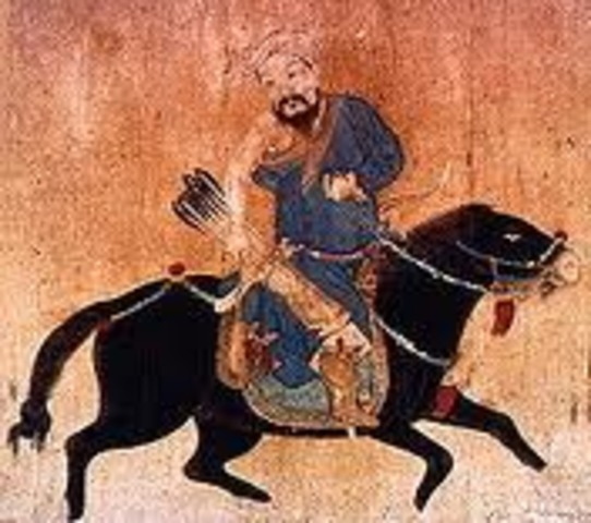 Mongols in The Middle East
