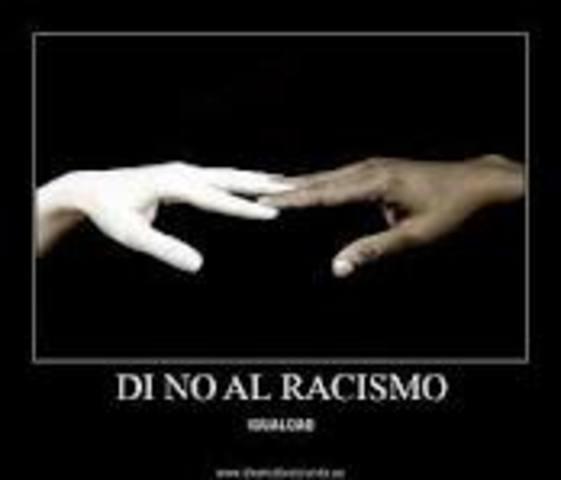 Convencion Internacional Sobre la ELIMINACION de sabor Todas las Formas de discriminacion racial.