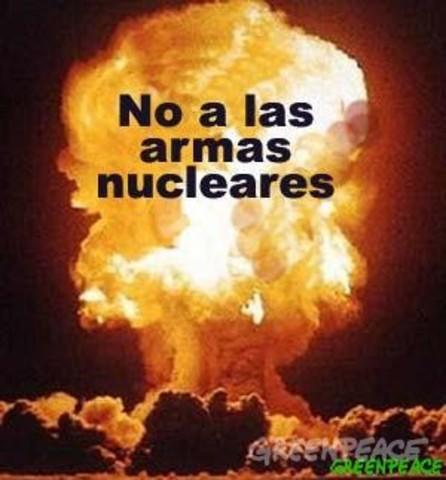 Desarme y no proliferación nucleares
