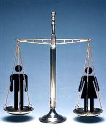 Derecho a la Igualdad de Todos en los planos pecado distingos de genero.