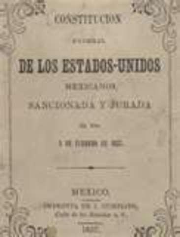 Constitución Federal de los Estados Unidos Mexicanos, 1917