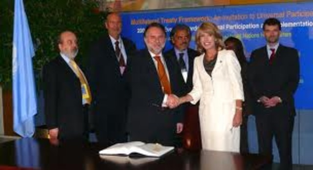 Conferencia de las Partes en la Convención Marco de las Naciones Unidas Cambio Climatico
