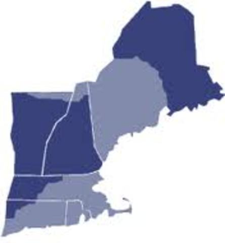 Formation of the New England Confederation