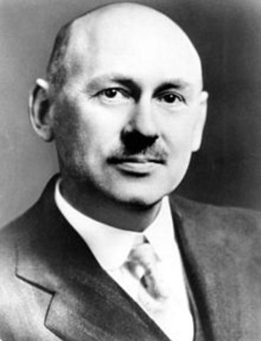 Robert H. Goddard is born