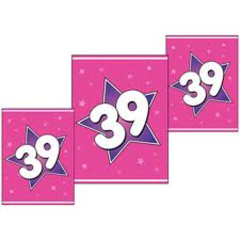 Nicole's 39th birthday