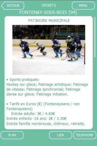 Mise en place d'une application mobile Proxyguide pour la ville de Fontenay-sous-Bois