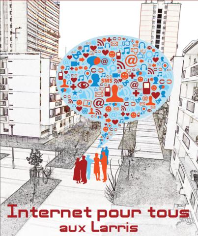 Internet pour Tous aux Larris