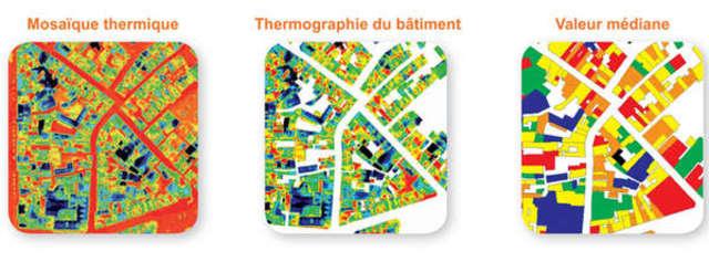 Thermographie aérienne