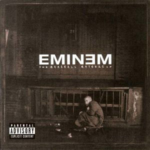 releasted Marshall Mathers LP